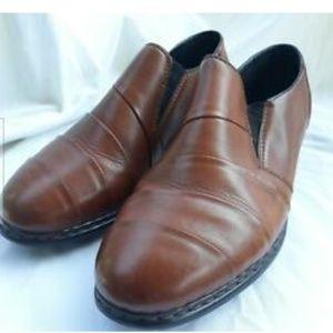 Womens Brown Loafers Size 5 Rieker Antistress